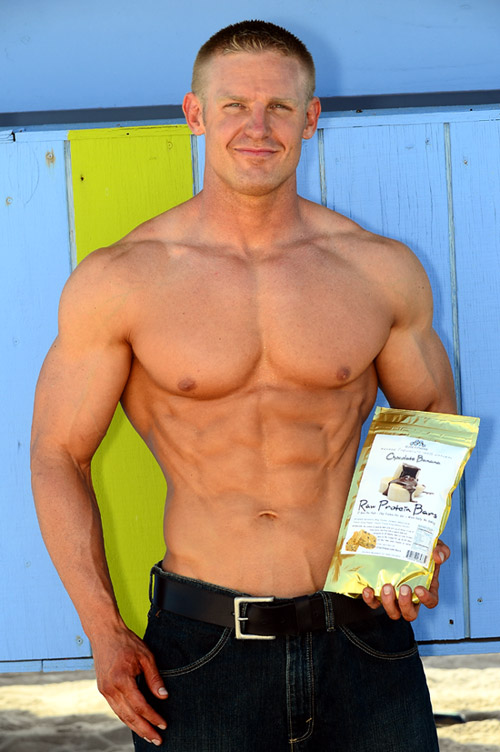 Protein Bars: Introducing George Spellwin\'s New Raw Protein Bars – Unsurpassed Muscle Building Bars – Get a Free Pack