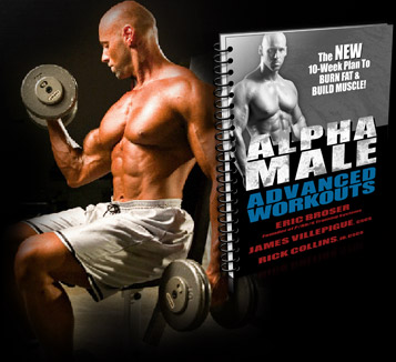 Are you scared to train like an Alpha Male?