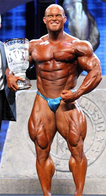 Elite Fitness Member Ben Pakulski Takes 1st Runner Up at the 25th Arnold Classic
