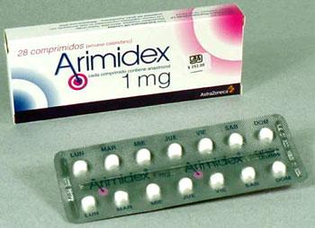 Arimidex (anastrozole) Profile