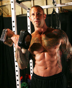 Jim Stoppani's Seated Barbell Curls – the Best Overall Mass Builder for the Biceps