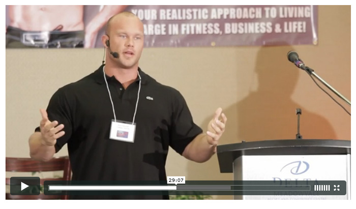 IFBB Pro Benjamin Pakulski's 12 Winning Strategies for Intentional Muscle Growth