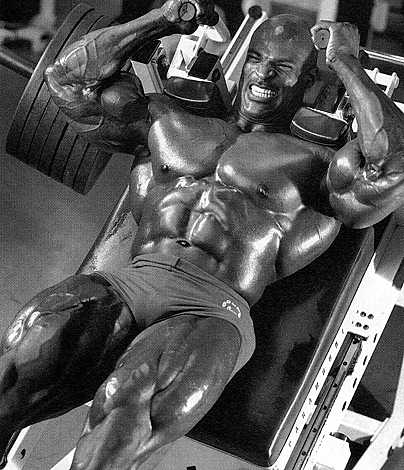Watch Ronnie Coleman's 800 lbs. Squat Video Clip