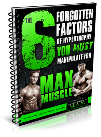 6 Scientifically-Proven Muscle-Building Strategies (FREE REPORT)
