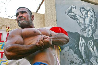 The Arnold Classic in Iraq – Bodybuilding Explodes in the Middle East