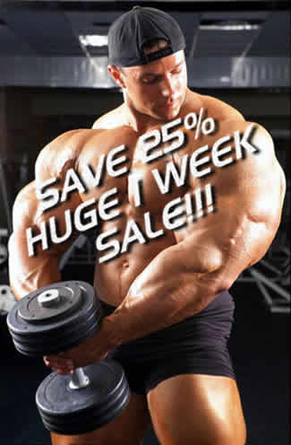 Take 25% OFF all E-Books, Consultations, Memberships, and more – HUGE 2012 Get Back In The Game Sale – One Week Only