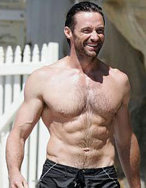 Did Hugh Jackman take Steroids to juice for the role of Wolverine?
