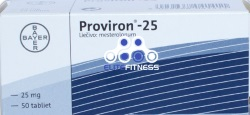 proviron uses and side effects