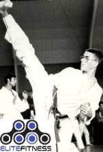 Jean-Claude Van Damme European Karate Championships