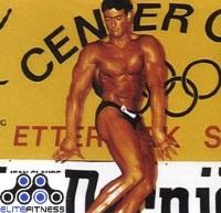 Jean-Claude Van Damme Mr. Belgium