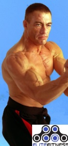 Jean-Claude Van Damme steroids