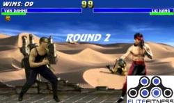 van damme Mortal Kombat
