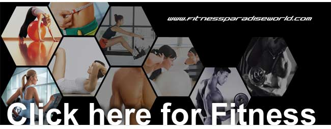 Visit Fitness Paradise World