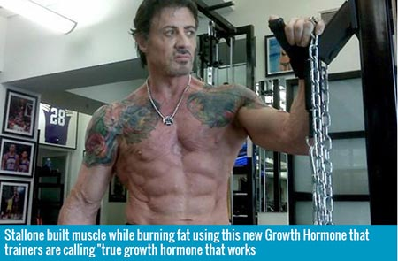 actors using growth hormone