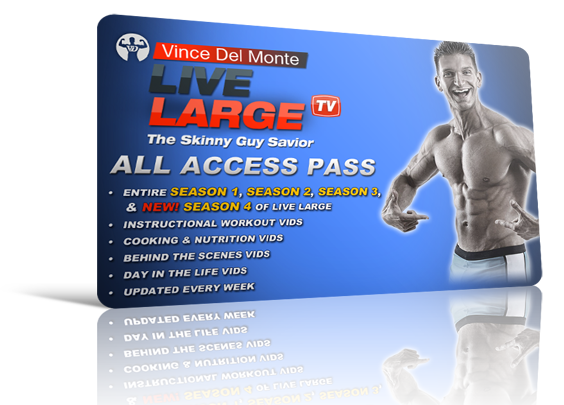 Free All Access to Live Large