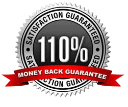 110% Unconditional Guarantee
