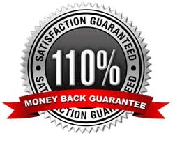 110% Unconditional Guarantee