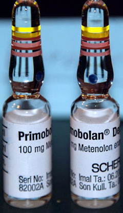 does primobolan increase appetite