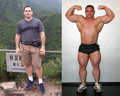 hgh before and after.