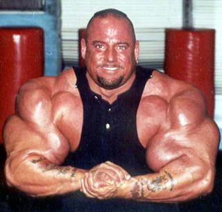 Biggest Biceps Greg Valentino the Most Hated Man in Bodybuilding