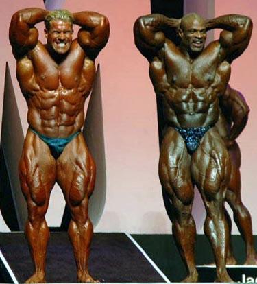 Ronnie Coleman Jay Cutler Bodybuilder