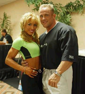 Kelly Ryan & Craig Titus
