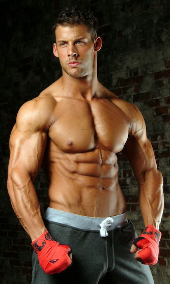Justin Woltering Celebrity Personal Trainer