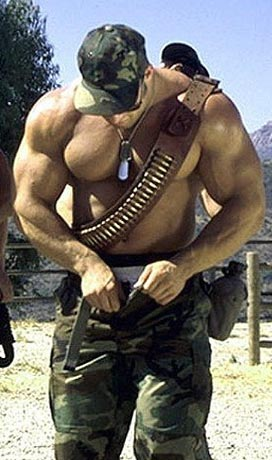 Military Steroids: Army & Marine Soldiers Using Anabolics