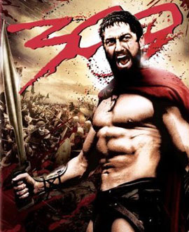Top Muscle Movie 300