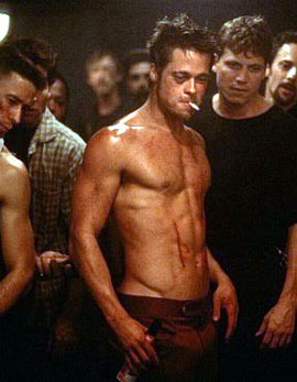 Top Muscle Movie Fight Club