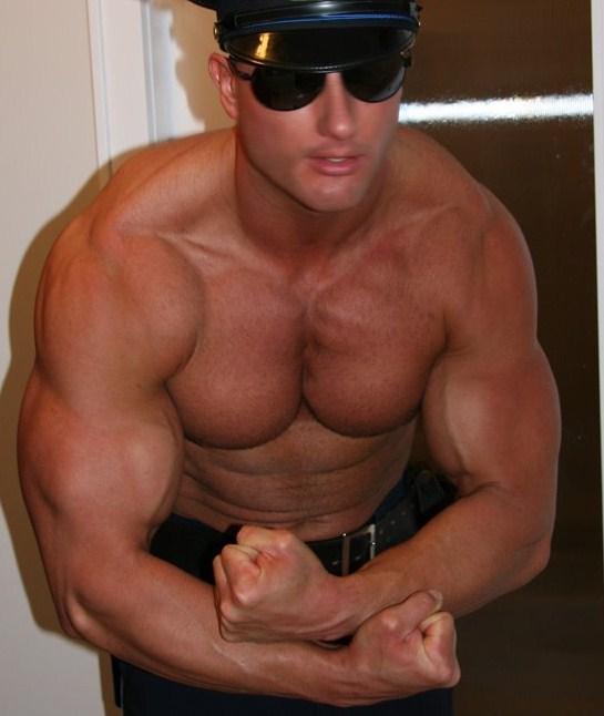 steroids police drug test