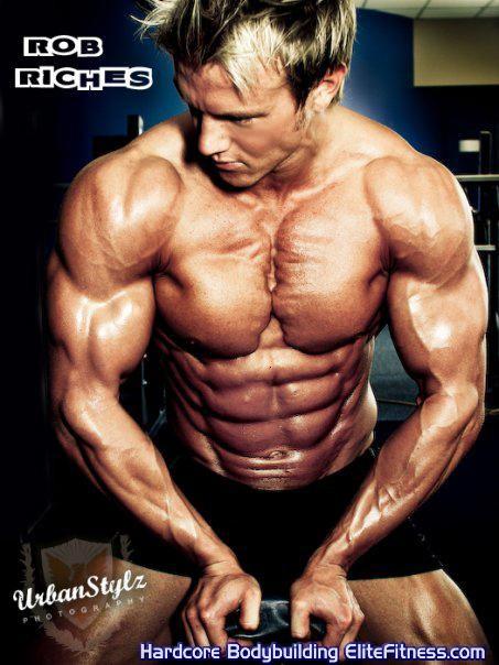 Rob Riches Gym