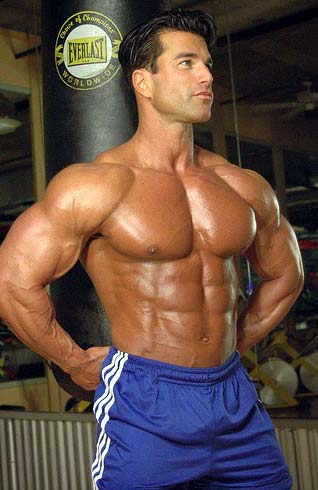 involved with bodybuilding