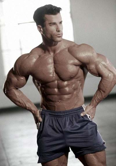 Sagi Kalev, Ripped Muscular Bodybuilder & Model Shares