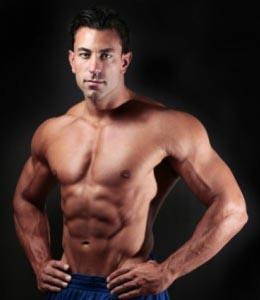 Kyle Leon of somanabolic muscle maximizer