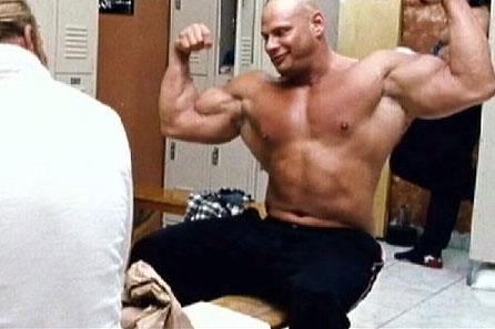 Famous Body Builder On Steroids