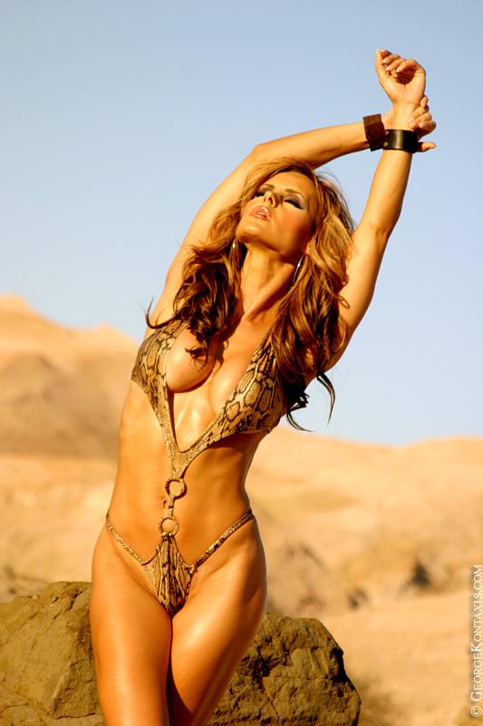 Fitness Model Timea Majorova
