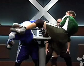 xarm full contact arm wrestling