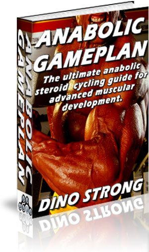 The Anabolic Steroid Cycle Gameplan